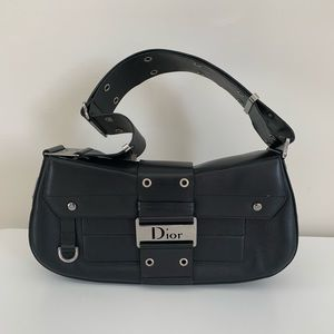 Christian Dior Street Chic Handbag - Black